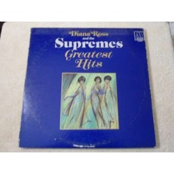 Diana Ross And The Supremes - Greatest Hits 2x Vinyl LP Record For Sale
