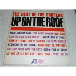 The Drifters - Up On The Roof Vinyl LP Record For Sale