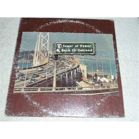 Tower Of Power - Back To Oakland Vinyl LP Record For Sale