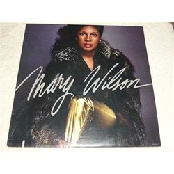 Mary Wilson - Self Titled Vinyl LP Record For Sale