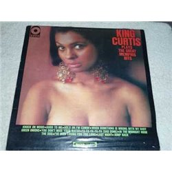 King Curtis - Plays The Great Memphis Hits Vinyl LP Record For Sale