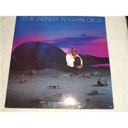 Stevie Wonder - In Square Circle Gatefold Vinyl LP Record For Sale