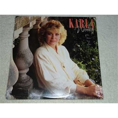 Karla Worley - We Need The Lord Vinyl LP Record For Sale