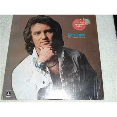 Larry Gatlin - With Family And Friends Vinyl LP Record For Sale