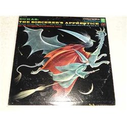 The Sorcerers Apprentice - Paul Dukas NY Philharmonic LP Record For Sale