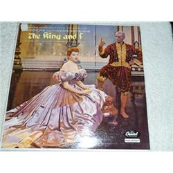 The King And I - Rodgers And Hammerstein Vinyl LP Record For Sale