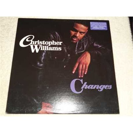 Christopher Williams - Changes Vinyl LP Record For Sale