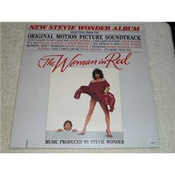 Stevie Wonder - Woman In Red Motion Picture Soundtrack Vinyl LP Record For Sale
