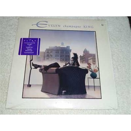 Evelyn Champagne King - Flirt Vinyl LP Record For Sale