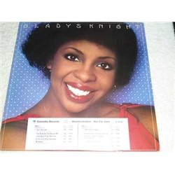 Gladys Night - Self Titled PROMO Vinyl LP Record For Sale