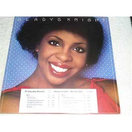 Gladys Night - Self Titled PROMO Vinyl LP Record For Sale