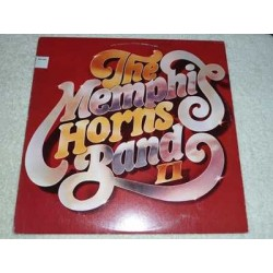 The Memphis Horns - Band II PROMO Vinyl LP Record For Sale