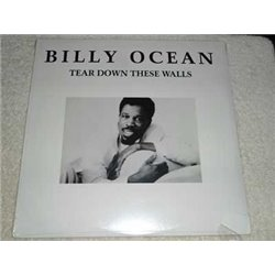 Billy Ocean - Tear Down These Walls Vinyl LP Record For Sale