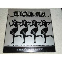 The Pointer Sisters - Thats A Plenty Vinyl Record For Sale