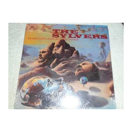 """The Sylvers - In One Love And Out The Other 12"""" Single Vinyl For Sale"""