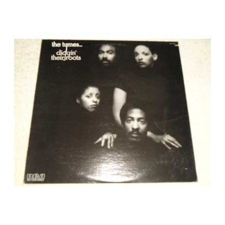 The Tymes - Diggin Their Roots Vinyl LP Record For Sale