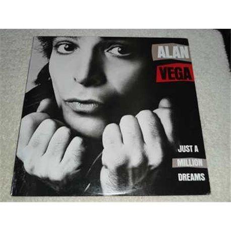 Alan Vega - Just A Million Dreams Vinyl LP Record For Sale