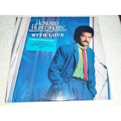 Howard Huntsberry - With Love Vinyl LP Record For Sale