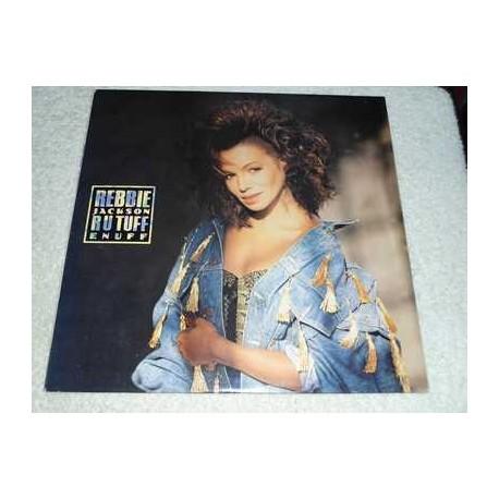 Rebbie Jackson - RU Tuff Enuff PROMO Vinyl LP Record For Sale