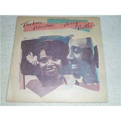 Thelma Houston And Jerry Butler - Two To One Vinyl LP Record For Sale
