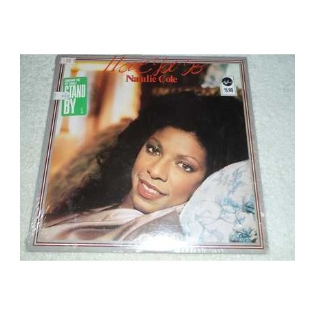 Natalie Cole - I Love You So Vinyl LP Record For Sale
