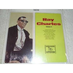 Ray Charles - Volume II Vinyl LP Record For Sale