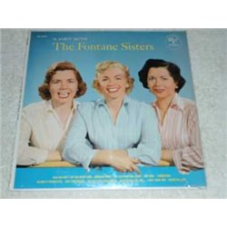 The Fontane Sisters - A Visit With SEALED Vinyl LP Record For Sale