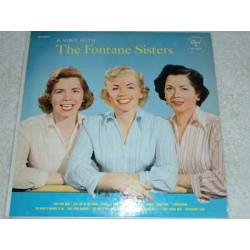 The Fontane Sisters - A Visit With Vinyl LP Record For Sale