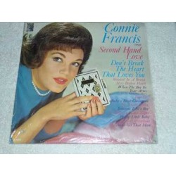 Connie Francis - Sings Vinyl LP Record For Sale