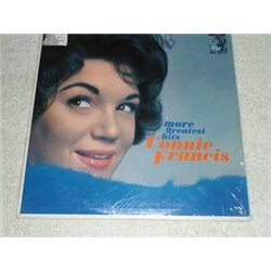 Connie Francis - More Greatest Hits Vinyl LP Record For Sale