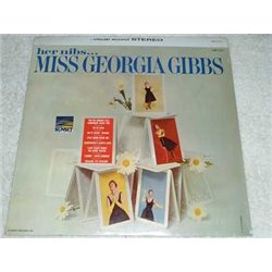 Georgia Gibbs - Her Nibs Vinyl LP Record For Sale