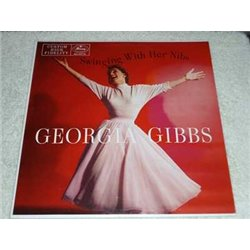 Georgia Gibbs - Swinging With Her Nibs Vinyl LP Record For Sale