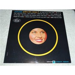 Patti Page - Golden Hits Volume 2 Vinyl LP Record For Sale