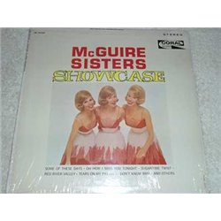 The McGuire Sisters - Showcase Vinyl LP Record For Sale
