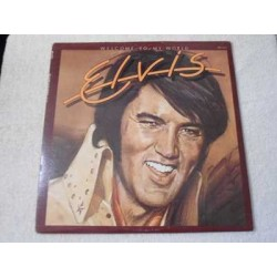 Elvis - Welcome To My World Vinyl LP Record For Sale