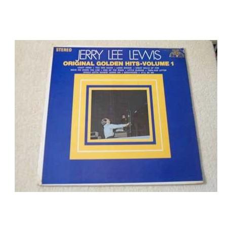 Jerry Lee Lewis - Original Golden Hits Volume 1 Vinyl Record For Sale