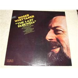 Roger Whittaker - The Last Farewell Vinyl LP Record For Sale