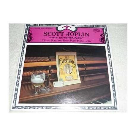 Scott Joplin - Classic Ragtime Piano Rolls Vinyl LP Record For Sale