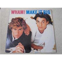 Wham - Make It Big George Michael Vinyl LP Record For Sale