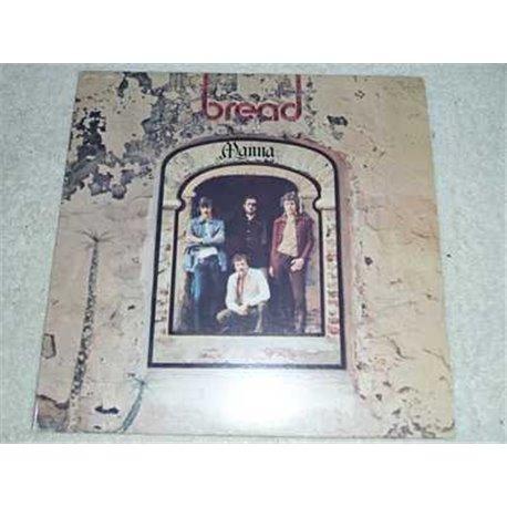 Bread - Manna Vinyl LP Record For Sale