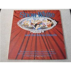 Snow White And The Seven Dwarfs Vinyl LP Record For Sale