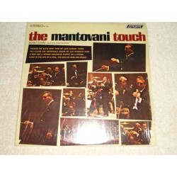 Mantovani - The Mantovani Touch Vinyl LP Record For Sale