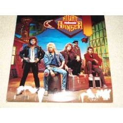 Night Ranger - Big Life Vinyl LP Record For Sale