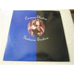 Carmen Electra - Fantasia Erotica PROMO Collectors Vinyl 2x LP Record For Sale