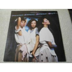 Pointer Sisters - Break Out Vinyl LP Record For Sale
