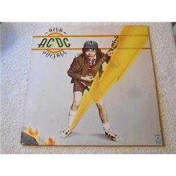 AC/DC - High Voltage Vinyl LP Record For Sale