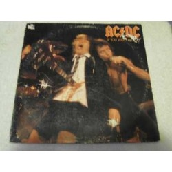 AC/DC - If You Want Blood You Got It Vinyl LP Record For Sale