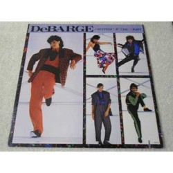 DeBarge - Rhythm Of The Night Vinyl LP Record For Sale