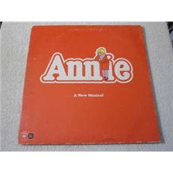 Annie - A New Musical (Original Cast Recording) Vinyl Record For Sale