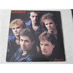 Loverboy - Keep It Up Vinyl LP Record For Sale
